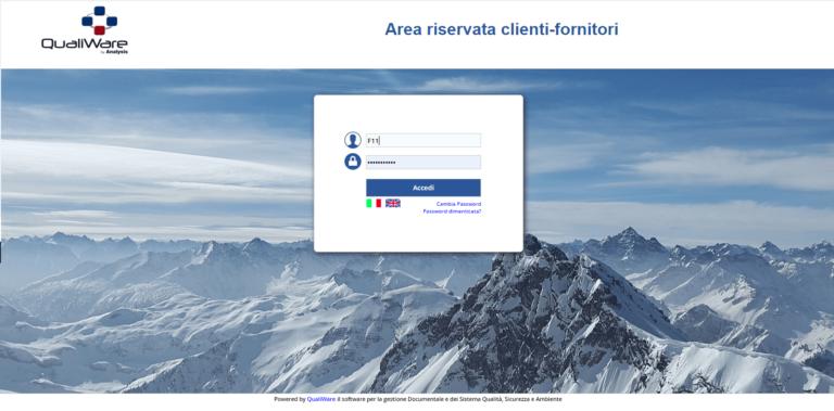 Scambiare informazioni con clienti Fornitori tramite portale dedicato